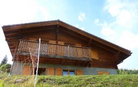 Maison pour 5 personnes à Ovronnaz