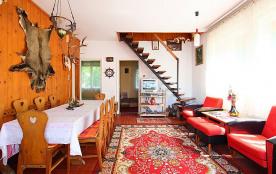 Maison pour 5 personnes à Balatonfenyves
