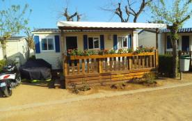 Location Mobil-home Blanes 8 personnes dès 420 euros par semaine