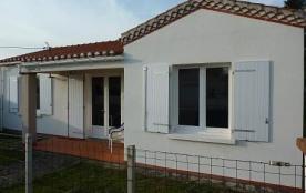 Maison 4 pièces de 65 m² environ pour 6 personnes situé à 1 km 500 du centre de la station et 800...
