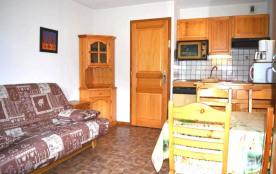 Studio de 20 m² environ pour 4 personnes, la résidence Alpina B est située dans le village du Gra...