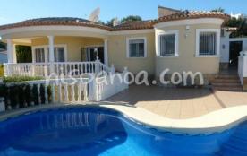 Location magnifique villa avec climatisation et