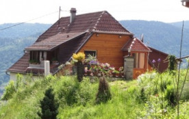 gîte 2 * *  4-6 pers, 5 mn Munster, Alsace