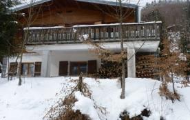 Chalet 11 personnes - 120 m². 900 m d'altitude, Belle Hutte, 9 km du centre ville de La Bresse (M...