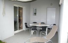 Maison 4 pièces de 90 m² environ pour 7 personnes située à 1 km du centre ville et 1 km 700 de la...