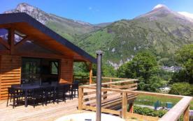 Chalet luxe Pyrénées et son Spa nordique