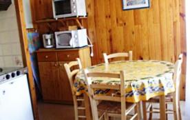 CHALETS DE LESSY B - studio + cabine 4 personnes