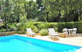 grande villa indépendante Uzes avec  piscine privée+ wifi