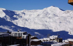 VAL THORENS SKIS AUX PIEDS
