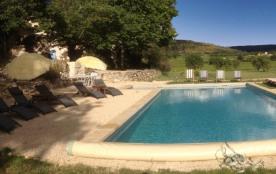 Authentique Maison Provençale avec piscine privée