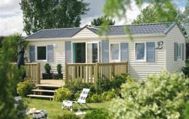 Mobil home Tadorne 2 chambres de 31 m² pouvant accueillir jusqu'à 6 personnes (maximum). Nous serons heureux de vous ...
