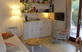 Studio pour 2 personnes à Saint Pierre La Mer