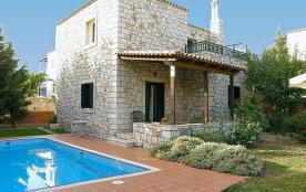 Maison pour 3 personnes à Pentamodi, Heraklion