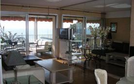 BORD DE MER - Appartement - 52 m² - nombre pièces : 2 - couchage : 4. Appartement type deux pièces résidence plus.