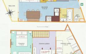 Apartment à VAL THORENS