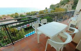Appartement pour 4 personnes à Calella