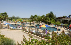 Camping la Marine 4* - Mobilhome Relax 4pers 2 chambres