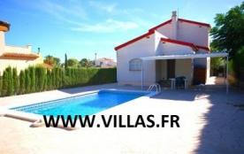 Villa GX TORRE : villa récente et dotée d'un aménagement complet pour 10 personnes.