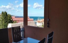 FR-1-309-21 - Appartement T2, idéalement situé à deux pas du port de plaisance, terrasse et parking