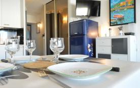Résidence Ambassades du Soleil - Appartement studio/cabine de 27 m² environ pour 4 personnes situ...