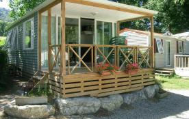 Camping De Vieille Eglise, 100 emplacements, 27 locatifs