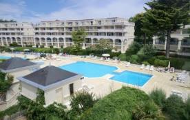 T1 CABINE ROYAL PARK résidence avec piscine