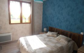 chambre 1 lit en 140cm
