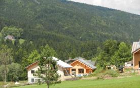Chalet Domaine skiable Monts Jura pour 6 personnes