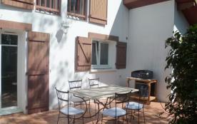 FR-1-0-304 - Landa Luzean- maison avec jardin classée 3 étoiles
