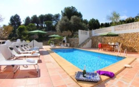 Villa AB Verde - Agréable villa indépendante avec piscine privée située à environ 4 km de Calpe e...