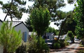 Camping La Conge, 60 emplacements, 10 locatifs