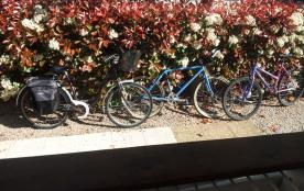 Vélo a louer 10€ la semaine