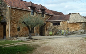 Ancienne grange rénovée. - Meyrals