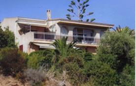 agreable  rez de chaussee villa,  plein pied, ensolleillé sud/ ouest,,  vue et acces à la mer  30m - Pietrosella