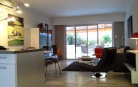 Appartement 3 pièces  120m² de terrasse,  wifi, parking, climatisation