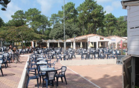 Camping Palmyre Loisirs - Mh 2Ch 5 pers + Terrasse