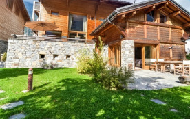 Small Chalet with all Modern Conveniences