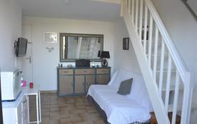 Argeles Sur Mer (66) - Quartier Ouest - Résidence le Hameau du Soleil. Appartement 2 pièces - 36 ...