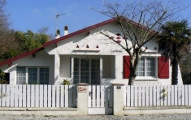 Quartier Mengine - Villa de 85 m² environ pour 6 personnes située à 900 m des plages et à 600 m d...