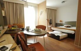 Adagio Aparthotel Nantes Centre - Appartement Studio 3 personnes