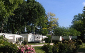 Camping Walmone - Mobilhome 24 m² Eco - 2 chambres + terrasse