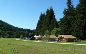 Sites et Paysages Camping De Vaubarlet, 97 emplacements, 34 locatifs