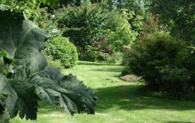 Gîte de France La Deurie jardin - Vous succomberez comme nous au charme de cet ancien pressoir im...