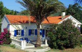 villa 300 m mer Cap Corse