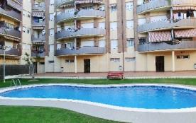 Appartement 6 pers proche plage avec piscine