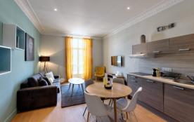 Appartement 2pièces 40m² centre Cannes !