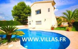 Villa CP Paqui - Belle villa de construction récente, située dans l'urbanisation Las Tres Calas d...