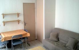 Studio à PARIS 19EME