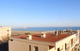 Port-la-Nouvelle (11) - Quartier plage - Résidence Le Splendor. Appartement 2 pièces - 40 m² envi...