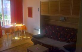 Résidence Avant-Port - Studio cabine pour 4 personnes.